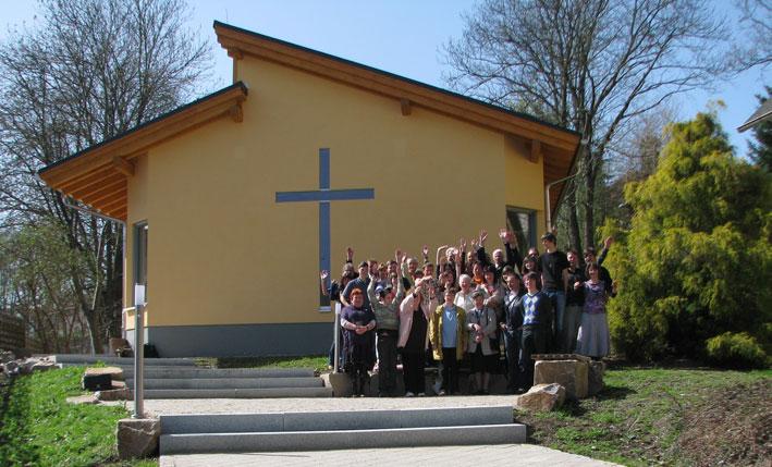 FeG Auerbach - Freie evangelische Gemeinde Auerbach